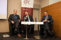Launch of the EEA annual report 2013 on Air Quality in Europe, with the participation of Janez Potočnik, Member of the EC