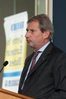 Participation of Johannes Hahn, Member of the EC, at the 'From Reform to Growth' Conference