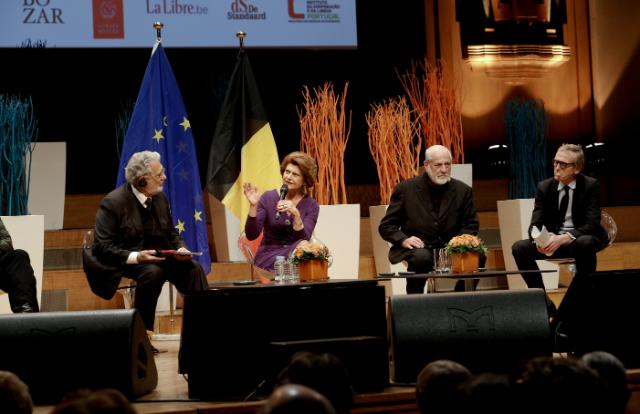 Citizens Dialogue in Brussels with Androulla Vassiliou