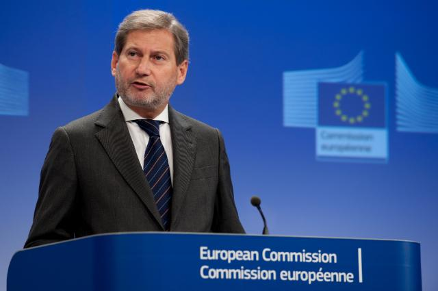 On the Road to Recovery: Commissioner Hahn approves Greece's major motorway projects