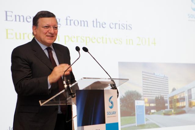 Speech by José Manuel Barroso, President of the EC, in the Deloitte CEOs' event
