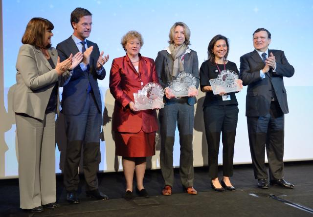 Participation of José Manuel Barroso, President of the EC, and Máire Geoghegan-Quinn, Member of the EC, in the Innovation Convention 2014