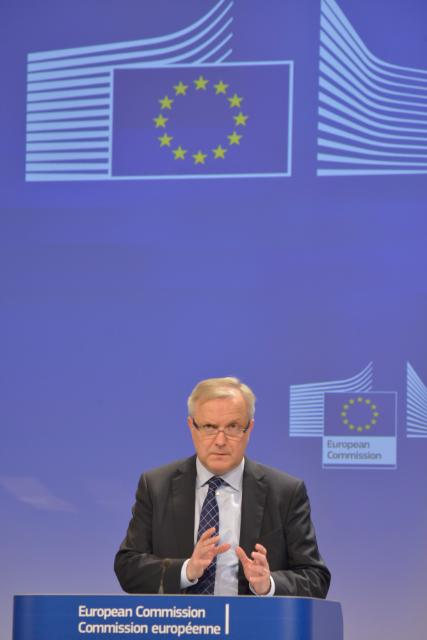 Press conference by Olli Rehn, Vice-President of the EC, on Macro-Financial Assistance to Ukraine