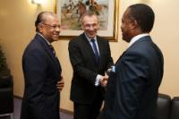 Visit of Navinchandra Ramgoolam, Mauritian Prime Minister, to the EC