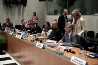 Participation of Tonio Borg, Member of the EC, at the Informal Meeting of Ministers for Health in Athens