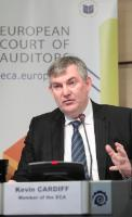 Press conference by Kevin Cardiff, Member of the European Court of Auditors, on the Integration of EU water policy objectives with the Common Agricultural Policy