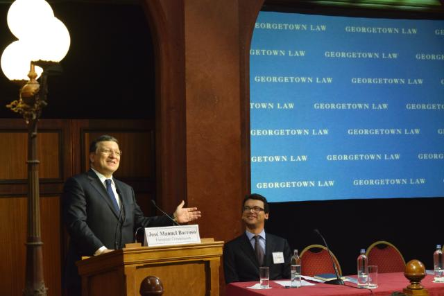 Speech by José Manuel Barroso, President of the EC, at the Solvay Library