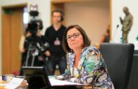 Martine Reicherts, Member of the EC in charge of of Justice, Fundamental Rights and Citizenship - Luxembourg