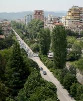 Tirana, capital of Albania