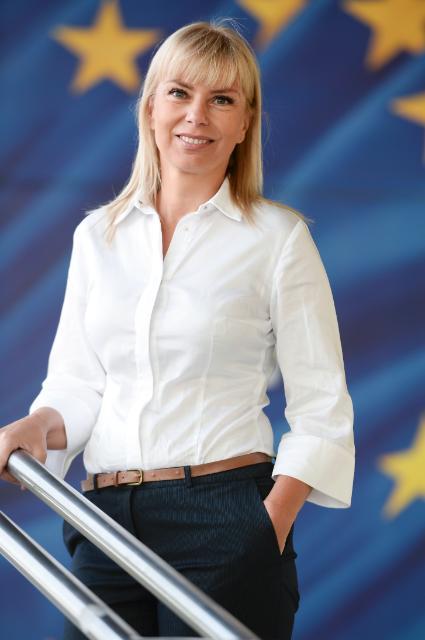 Elżbieta Bieńkowska, Member designate of the EC