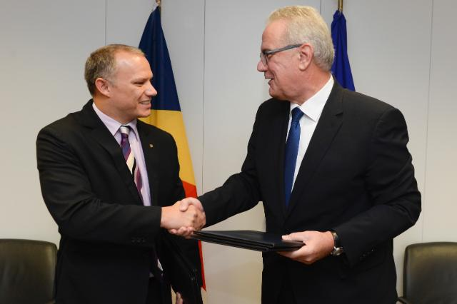 Visit of Jean-Paul Adam, Minister for Foreign Affairs of Seychelles, to the EC