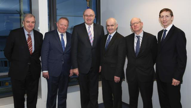 Visit of Representatives from the IFA to the EC