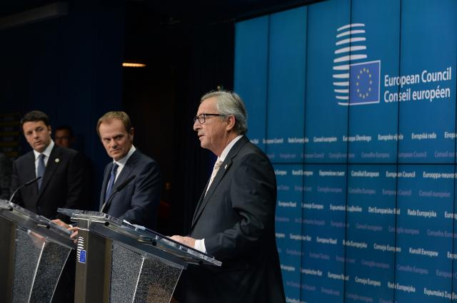 Brussels European Council, 18/12/14: joint press conference