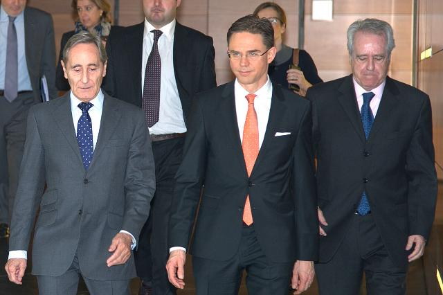 Visit of Jyrki Katainen, Vice-President of the EC, to Spain