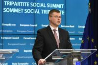Joint press conference following the Tripartite Social Summit
