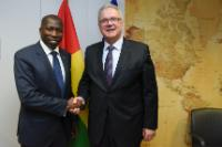 Visit of Domingos Simões Pereira, Prime Minister of Guinea-Bissau, to the EC