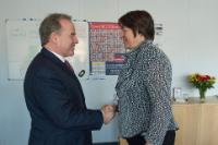 Visit of James Hogan, President and CEO of Etihad Airways, to the EC