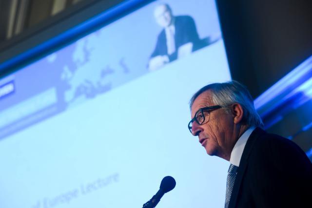 Participation de Jean-Claude Juncker au lancement d'un Fonds Wilfried Martens à la Katholieke Universiteit Leuven (KUL)