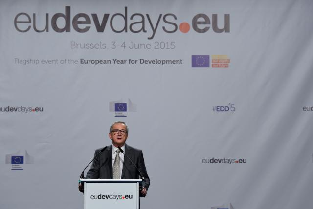 European Development Days 2015
