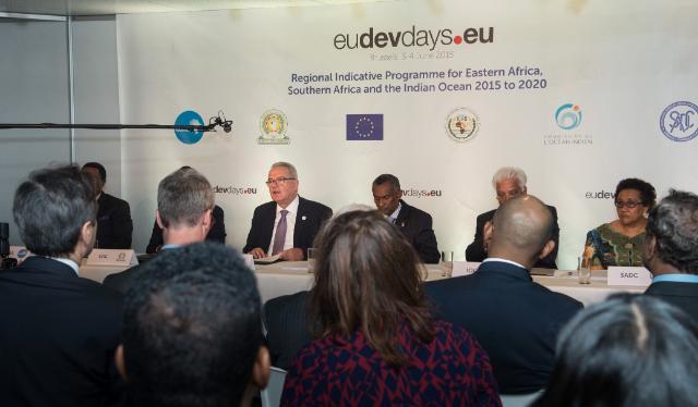 European Development Days 2015