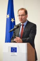 Visit by Tibor Navracsics, Member of the EC, to the Education, Audiovisual and Culture Executive Agency