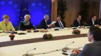 Sommet de la zone euro, 22/06/2015