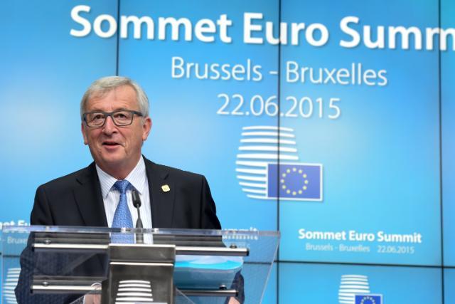 Euro Summit, 22/06/2015