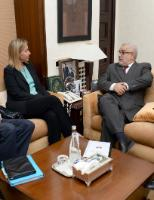 Visit by Federica Mogherini, Vice-President of the EC, to Morocco