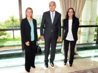 "Illustration of ""Visit by Federica Mogherini, Vice-President of the EC, to Morocco"""