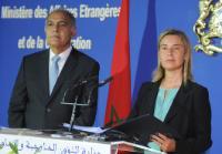 Visite de Federica Mogherini, vice-présidente de la CE, au Maroc