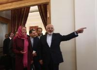 Visit of Federica Mogherini to Iran