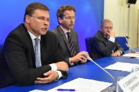 Extraordinary Eurogroup meeting on Greece, 14/08/2015