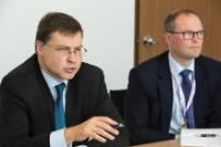 Visit of Valdis Dombrovskis, Vice-President of the EC in charge of the Euro and Social Dialogue, to Peru