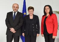 Visit of Tomislav Donchev, Bulgarian Deputy Prime Minister for EU Funds and Economic Policies, and Lilyana Pavlova, Bulgarian Minister for Regional Development and Public Works, to the EC