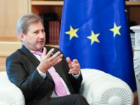Visit by Johannes Hahn and Vytenis Andriukaitis, Members of the EC, to Georgia