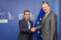 Visit of Phil Wynn Owen, Member of the European Court of Auditors, to the EC