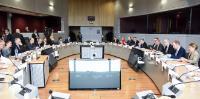 Participation de Johannes Hahn à la réunion des ministres de l'énergie et du transport des WB6