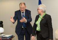 Visit of Gunvor G. Ericson, Swedish Secretary of State for Climate and the Environment, to the EC