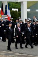 Participation of Jean-Claude Juncker, President of the EC, in the official ceremony for the commemoration of the centenary of the Battle of Verdun