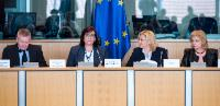 Participation of Corina Creţu, Member of the EC, at a meeting of the Committee on Regional Development of the EP