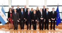 Visit of Mauricio Macri, President of Argentina, to the EC