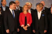 Visite de Federica Mogherini, vice-présidente de la CE, en Slovaquie