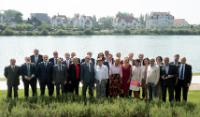 Seminar of the College of the Juncker Commission in Knokke: group photo