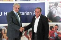 Visit of Christos Stylianides, Member of the EC, to Greece