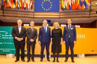 Participation of Corina Creţu, Member of the EC, to the 14th European Week of Regions and Cities