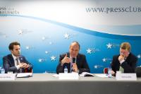 Participation de Tibor Navracsics, membre de la CE, à l'évènement du JPPE