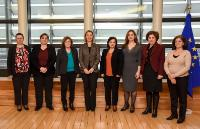 Visit of a delegation from the Women Advisory Board of Syria to the EC