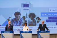 Press conference on the conclusions of the weekly EC college meeting