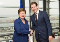 Visit of Sebastian Kurz, Austrian Federal Minister for Europe, Integration and Foreign Affairs, to the EC