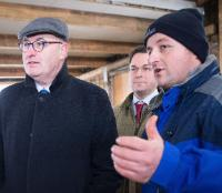 Visit of Phil Hogan, Member of the EC, to Austria
